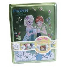 Disney - latinha feliz - Frozen febre congelante