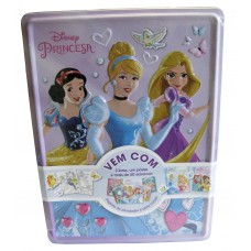 Disney - latinha feliz - princesa
