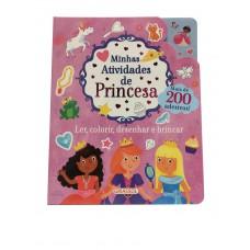 Minhas Atividades de Princesa