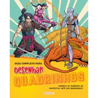 Guia Completo Para Desenhar Quadrinhos