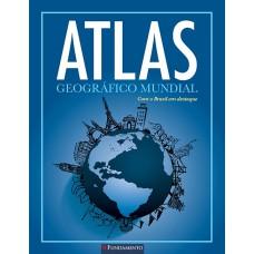 Atlas Geografico Mundial - Azul - 2° Edição