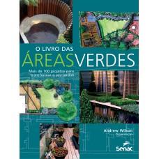 O livro das áreas verdes