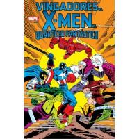 Vingadores Vs X-Men Vs Quarteto Fantastico