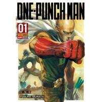 One-Punch Man Vol. 01