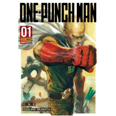 One-Punch Man Vol. 01