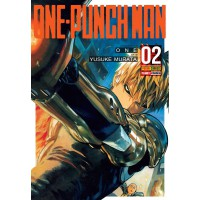 One-Punch Man Vol. 02