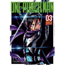One-Punch Man Vol. 03