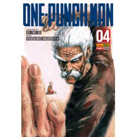 One-Punch Man Vol. 04