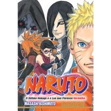 Naruto Gaiden: O Sétimo Hokage e a Lua que Floresce Vermelha (Volume Único)