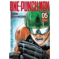 One-Punch Man Vol. 05