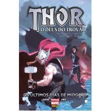 Thor – O Deus do Trovão: Os Últimos Dias de Midgard