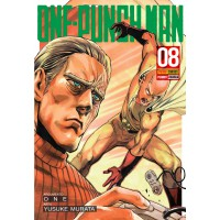 One-Punch Man Vol. 08
