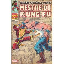Coleção Histórica Marvel: Mestre do Kung Fu - Volume 1
