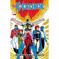 Excalibur Volume 02 Uma Aventura no Tempo