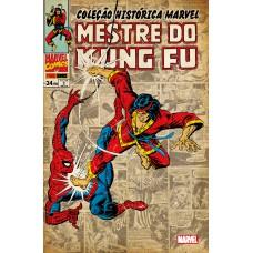 Coleção Histórica Marvel: Mestre Do Kung Fu - Volume 2