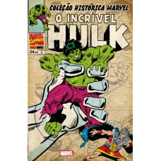 Coleção Histórica Marvel: O Incrível Hulk - Volume 3