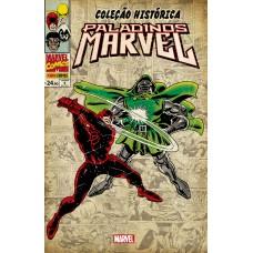 Coleção Histórica: Paladinos Marvel - Volume 5