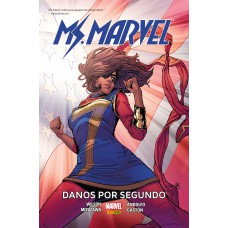 Miss Marvel: Danos Por Segundo