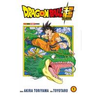Dragon Ball Super Vol 01