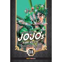 Jojo''''S Bizarre Adventure - Parte 1 - Phantom Blood Vol. 3