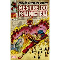 Coleção Histórica Marvel: Mestre Do Kung Fu Vol. 7