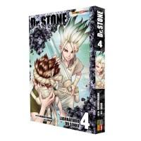 Dr. Stone Vol. 04