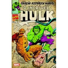 Coleção Histórica Marvel: O Incrível Hulk - Vol. 11