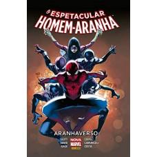 O Espetacular Homem-Aranha - Volume 4: Aranhaverso
