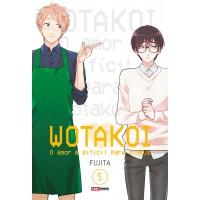 Wotakoi: O Amor É Difícil Para Otakus Vol. 5