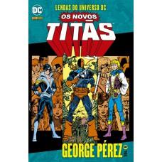 Lendas do Universo DC: Os Novos Titãs - Volume 9