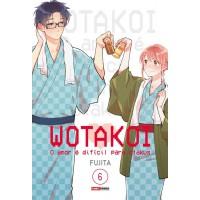 Wotakoi: O Amor é difícil para Otakus - 6