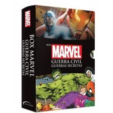 Box Marvel Guerra Civil