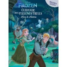 Frozen - Cuidando dos pequenos trolls