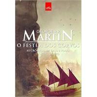 O FESTIM DOS CORVOS - LIVRO 4