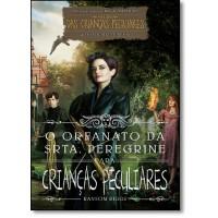 Orfanato Da Srta Peregrine Para Criancas Peculiares, O (Capa Do Filme)
