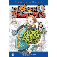 The Seven Deadly Sins - Vol. 4