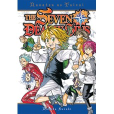 The Seven Deadly Sins - Vol. 8