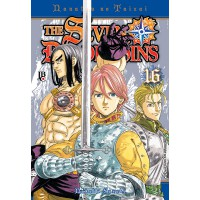 The Seven Deadly Sins - Vol. 16