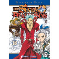 The Seven Deadly Sins - Vol. 18