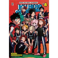 My Hero Academia - Vol. 4