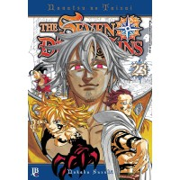 The Seven Deadly Sins - Vol. 23