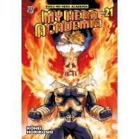 My Hero Academia - Vol. 21
