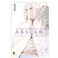 A Heróica lenda de Arslan - Vol.1