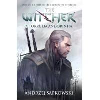 A torre da andorinha - The Witcher - A saga do bruxo Geralt de Rívia (Capa game)