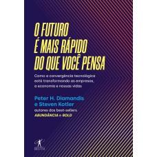 O futuro é mais rápido do que você pensa