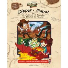 Dipper e Mabel em