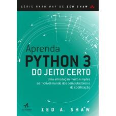 Aprenda Python 3 do jeito certo