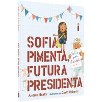 Sofia Pimenta, Futura Presidenta - Coleção Jovens Pensadores
