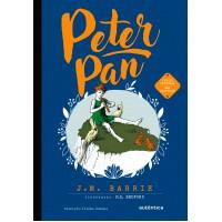 Peter Pan - (Texto integral - Clássicos Autêntica)