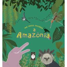 Mini curiosos descobrem a Amazônia